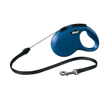 Flexi S New Classic Cord  kék