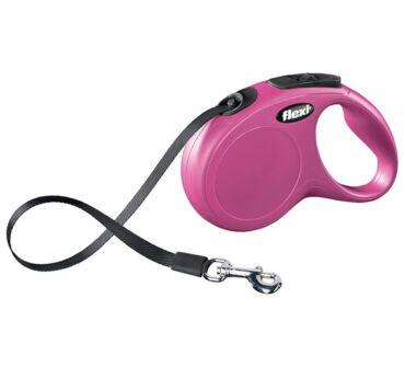 Flexi S New Classic Tape rózsaszín