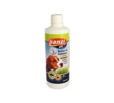 Panzi bolha- és kullancs riasztó kutya sampon