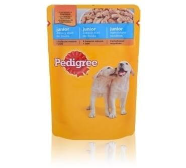 Pedigree alu. 100g junior