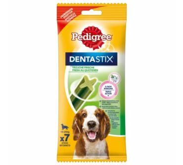 Pedigree denta stix daily fresh medium 180g 7db