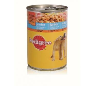 Pedigree 400g konzerv junior csirke