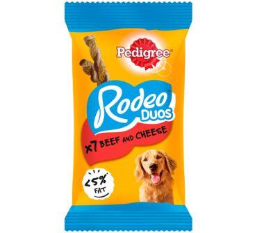 Pedigree rodeo duos marhás 123g