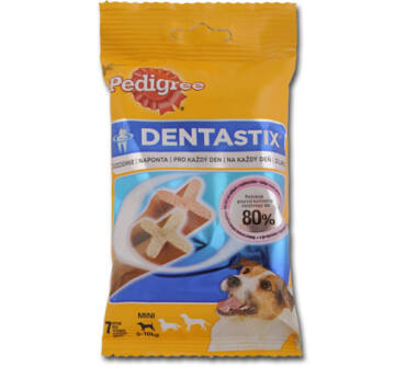 Pedigree denta stix Mini 110g 7db-os