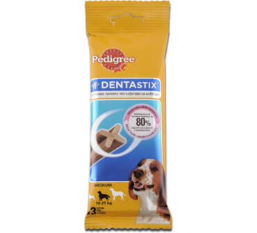 Pedigree denta stix Médium 77gr 3db