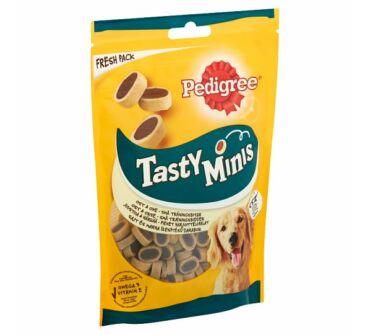 Pedigree Tasty Minis sajt és marha 140g