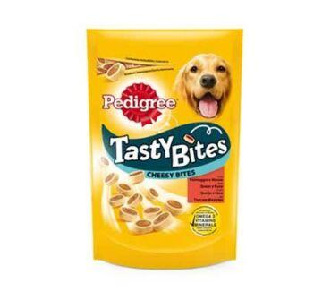 Pedigree Tasty Bites Cheesy Bites 140g