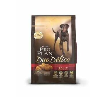 Pro plan DuoDélice marha 2,5kg