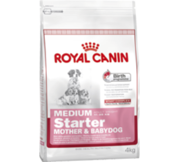 Royal Canin médium starter 1Kg