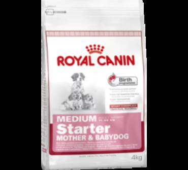Royal Canin médium starter 1Kg