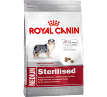 Royal Canin médium sterilised 3Kg