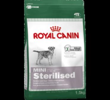 Royal Canin mini sterilised 2Kg