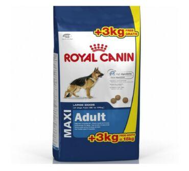 Royal Canin maxi adult 15+3 kg
