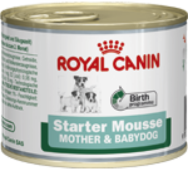 Royal Canin starter mousse 195g