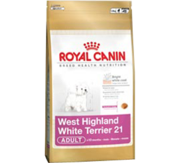 Royal Canin West Highland White Terrier 500g