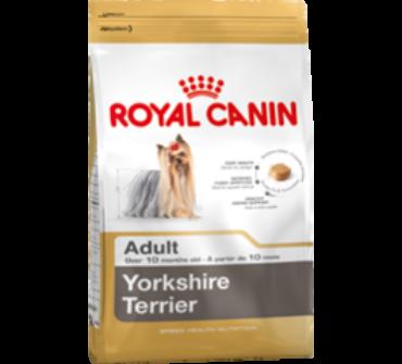 Royal Canin Yorkshire Terrier adult 7,5Kg