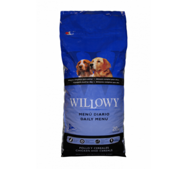 Willowy menü 20kg