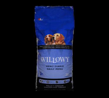 Willowy menü 20kg