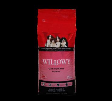 Willowy Puppy 20kg