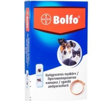 Bolfo nyakörv bolha és kullancs ellen 38cm