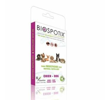 Biospotix spot-on kutya