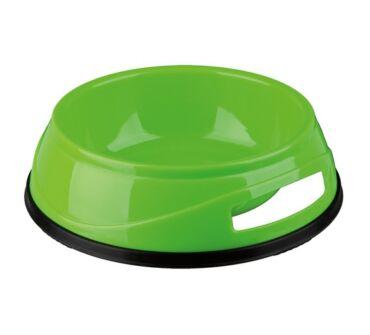 Műanyag tál gumi peremes 0,75 L trx24952
