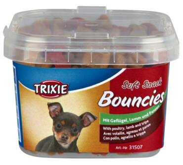 Soft snack Bouncies 140g trx31507