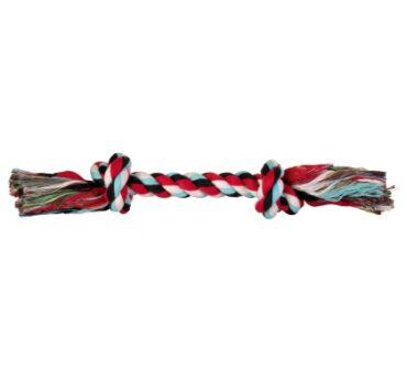 Kötéljáték 2 csomóval 20cm trx3271