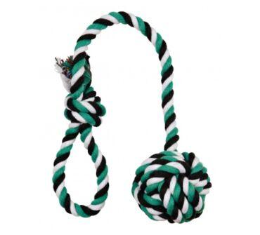 Kötéljáték zsinoroslabda 50cm trx3269