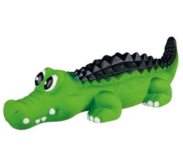 Kutya játék krokodil trx3529