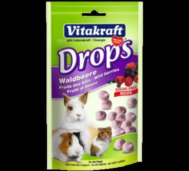 Vk.drops erdeigyümölcs 75g